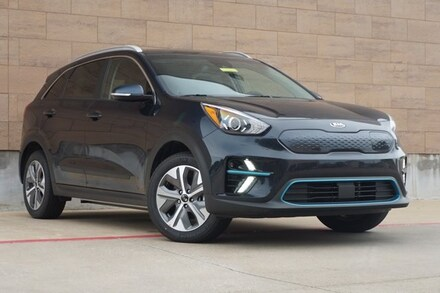 New 2021 Kia Niro EV EX SUV on sale in McKinney, TX