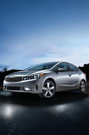 New Kia Forte in Texas