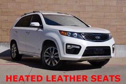 Used 2013 Kia Sorento SX SUV on sale in McKinney, TX