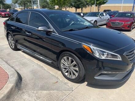 Used 2016 Hyundai Sonata Sport Sedan on sale in McKinney, TX