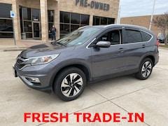 Used 2016 Honda CR-V Touring SUV in McKinney, TX