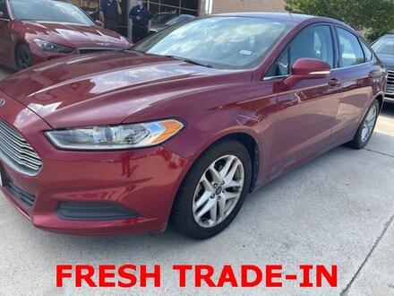 Used 2013 Ford Fusion SE Sedan on sale in McKinney, TX