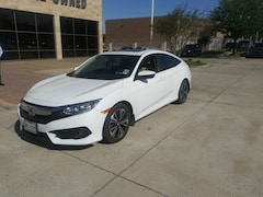 Used 2018 Honda Civic EX-L Sedan for sale in McKinney, TX