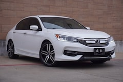 Used 2017 Honda Accord Sport Special Edition Sedan for sale in McKinney, TX