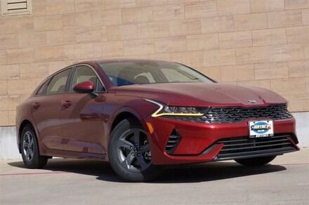 New 2021 Kia K5 LX Sedan on sale in McKinney, TX