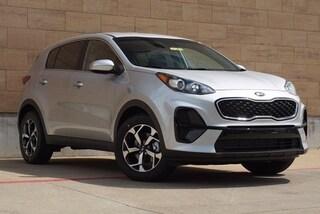 New 2022 Kia Sportage LX SUV for sale in McKinney TX