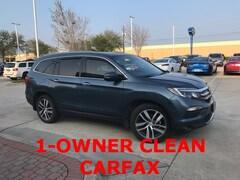 Used 2017 Honda Pilot Elite SUV for sale in McKinney, TX