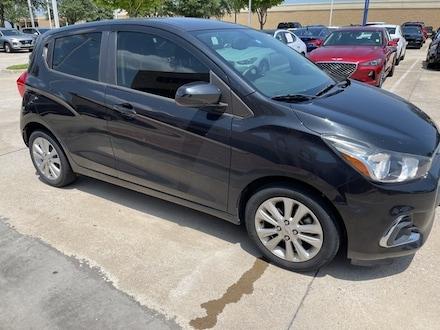 Used 2016 Chevrolet Spark 1LT Hatchback on sale in McKinney, TX