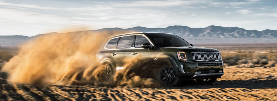 2020 Kia Telluride in Texas