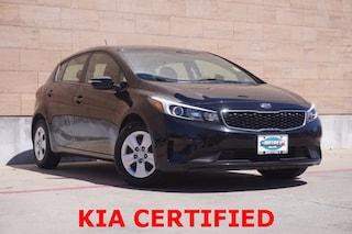 Used 2017 Kia Forte5 LX Hatchback for sale in McKinney TX