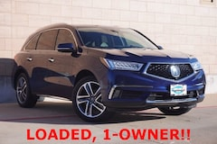 Used 2018 Acura MDX 3.5L SUV for sale in McKinney, TX