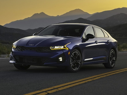 New 2022 Kia K5 EX Sedan on sale in McKinney, TX
