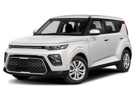 New 2022 Kia Soul LX Hatchback on sale in McKinney, TX