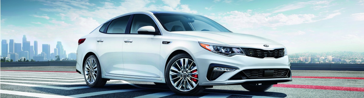 New 2019 Kia Optima in McKinney, TX