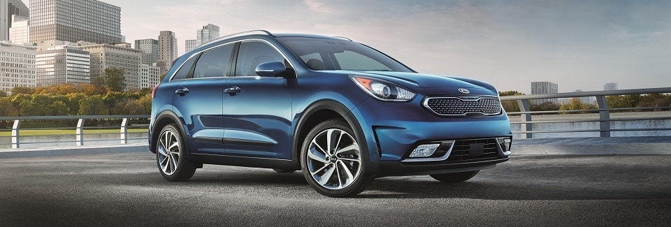 New Kia Niro in Texas