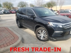Used 2018 Honda Pilot EX-L SUV for sale in McKinney, TX