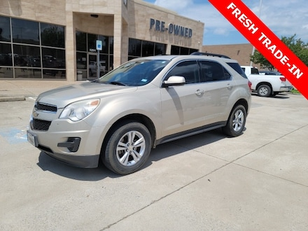 Used 2011 Chevrolet Equinox LT SUV on sale in McKinney, TX