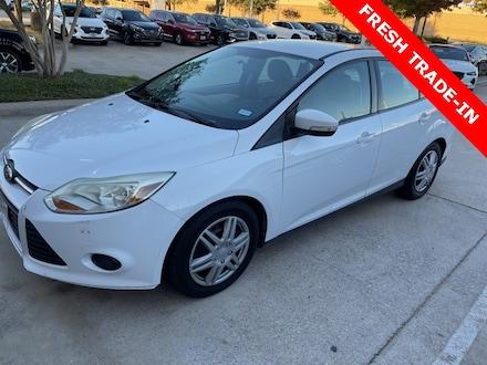 Used 2014 Ford Focus SE Sedan on sale in McKinney, TX