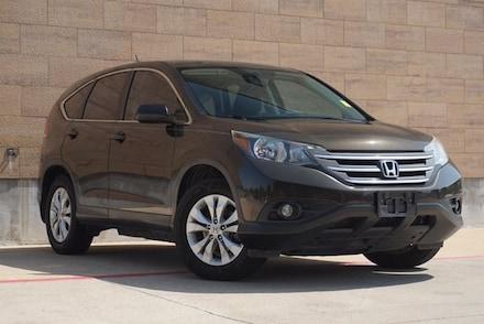 Used 2013 Honda CR-V EX SUV on sale in McKinney, TX