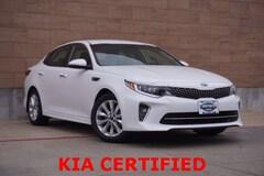 Used 2018 Kia Optima S Sedan in McKinney, TX