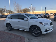 Used 2020 Acura MDX Advance & Entertainment Packages SUV in McKinney, TX
