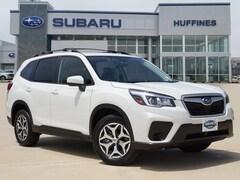 New 2019 Subaru Forester Premium SUV for sale near Dallas