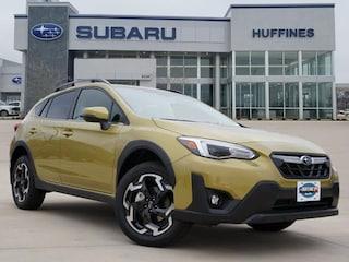 New 2021 Subaru Crosstrek Limited SUV for sale in Denton TX