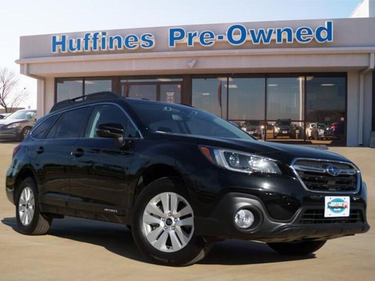 Certified Pre Owned 2018 Subaru Outback 2.5i Premium SUV For Sale Denton, Texas