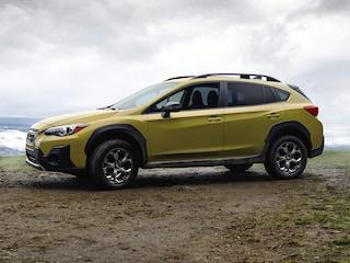 New 2021 Subaru Crosstrek Premium SUV for sale in Denton TX