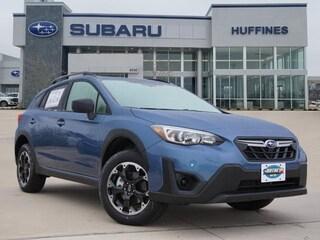 New 2021 Subaru Crosstrek Base Trim Level SUV for sale in Denton TX