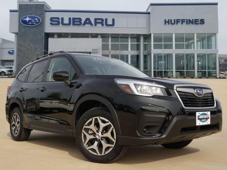 New 2019 Subaru Forester Premium SUV For Sale Denton, Texas
