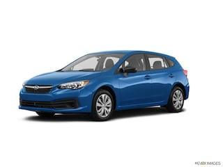 New 2021 Subaru Impreza Base Trim Level 5-door for sale in Denton TX