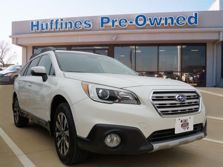 Used 2015 Subaru Outback 4dr Wgn 2.5i Limited SUV For Sale Denton, Texas