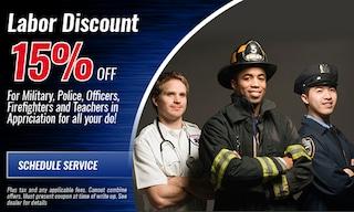 Labor Discount
