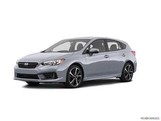 New 2021 Subaru Impreza Sport 5-door for sale in Denton TX