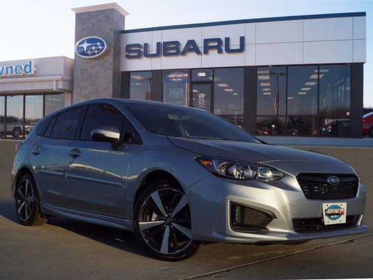 New 2019 Subaru Impreza 2.0i Sport 5-door For Sale Denton, Texas