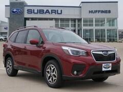New 2021 Subaru Forester Premium SUV for sale in Denton TX