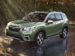 New 2021 Subaru Forester Limited SUV for sale in Denton TX