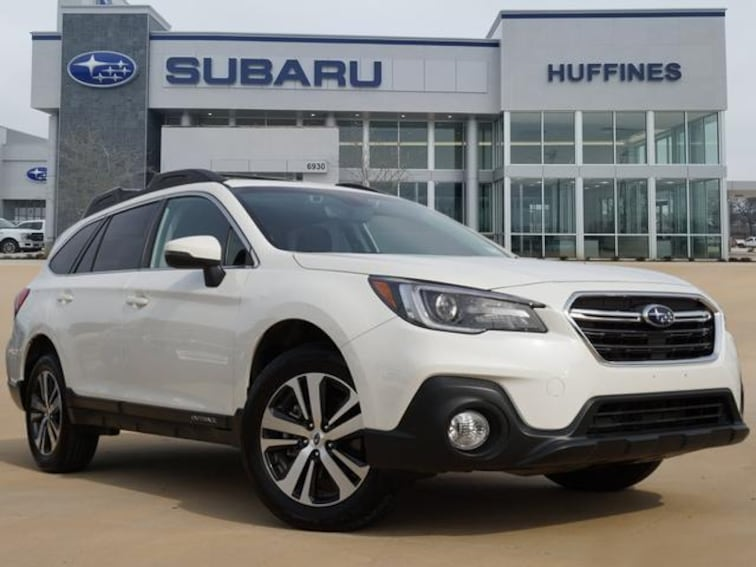 New 2019 Subaru Outback 3.6R Limited SUV For Sale Denton, Texas
