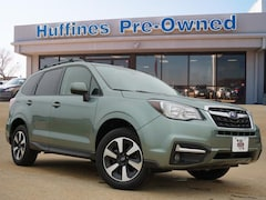 Certified Pre-Owned 2018 Subaru Forester 2.5i Premium CVT SUV in Denton, TX