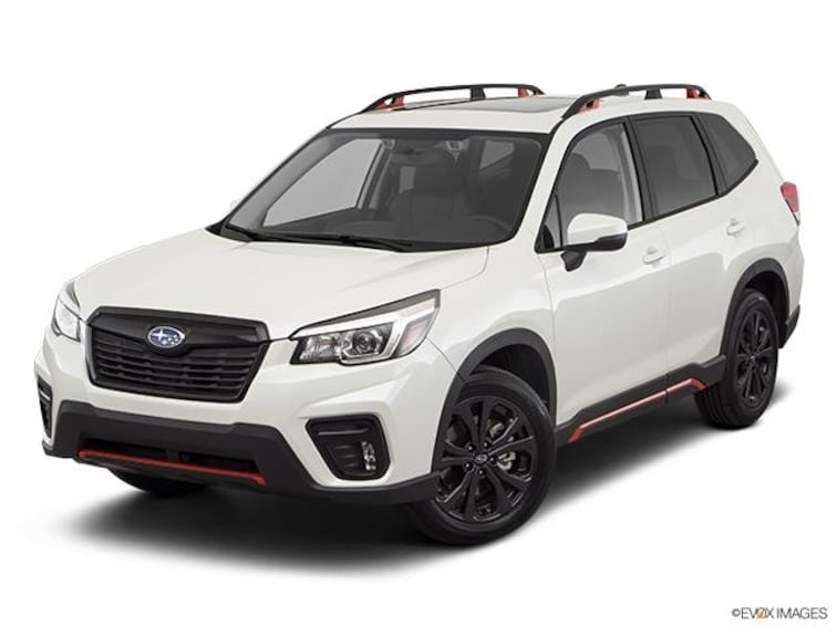 New 2019 Subaru Forester Sport SUV For Sale Denton, Texas
