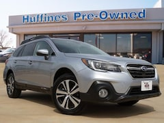 Certified Pre-Owned 2018 Subaru Outback 2.5i Limited SUV in Denton, TX