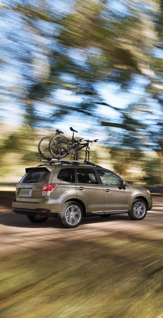 New 2018 Subaru Forester SUV Near Dallas