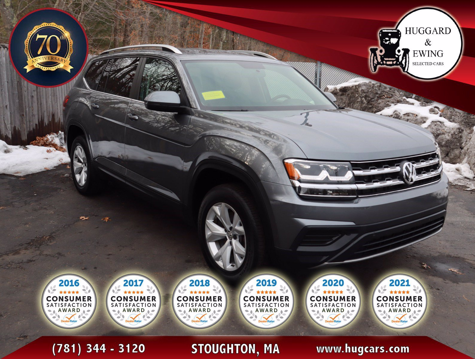 Used Volkswagen Atlas Stoughton Ma