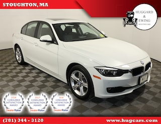 2015 BMW 320i w/ xDrive Navigation Leather Sunroof  Sedan