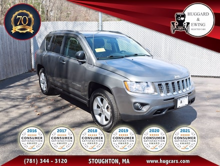 2013 Jeep Compass Latitude SUV
