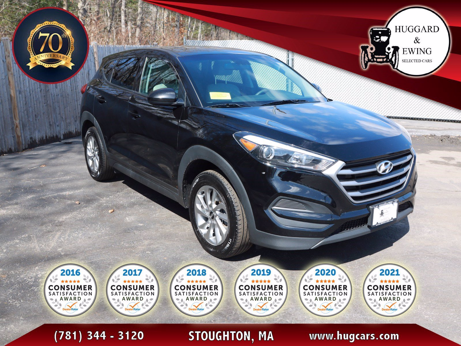 Used Hyundai Tucson Stoughton Ma