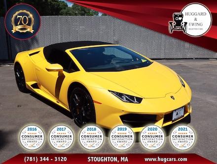 2019 Lamborghini Huracan Convertible