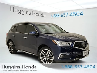 Used 2017 Acura MDX 3.5L SUV U007587 for sale near Fort Worth TX