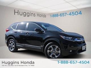 New 2019 Honda CR-V EX SUV KA009768 for sale near Fort Worth TX